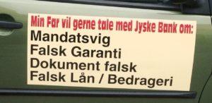 DANSK Bank snyder kunder
